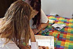 Wohnen und integrierte Therapie für junge Frauen