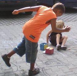 Erziehungsbeistand - Schulkinder